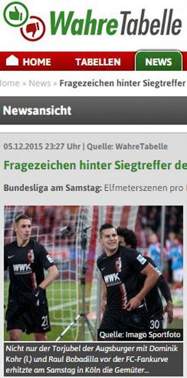 WahreTabelle.de